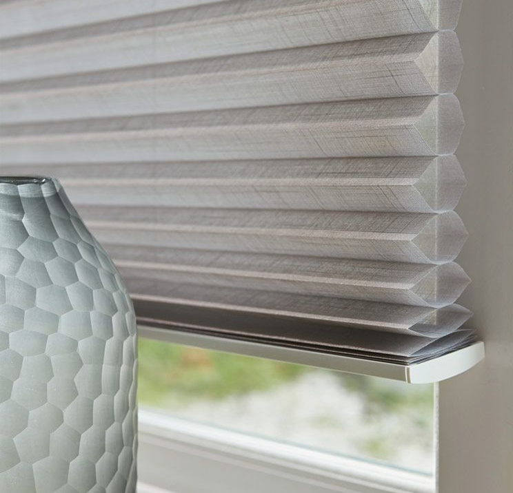 Luxaflex 64mm Transparent Duette Blind